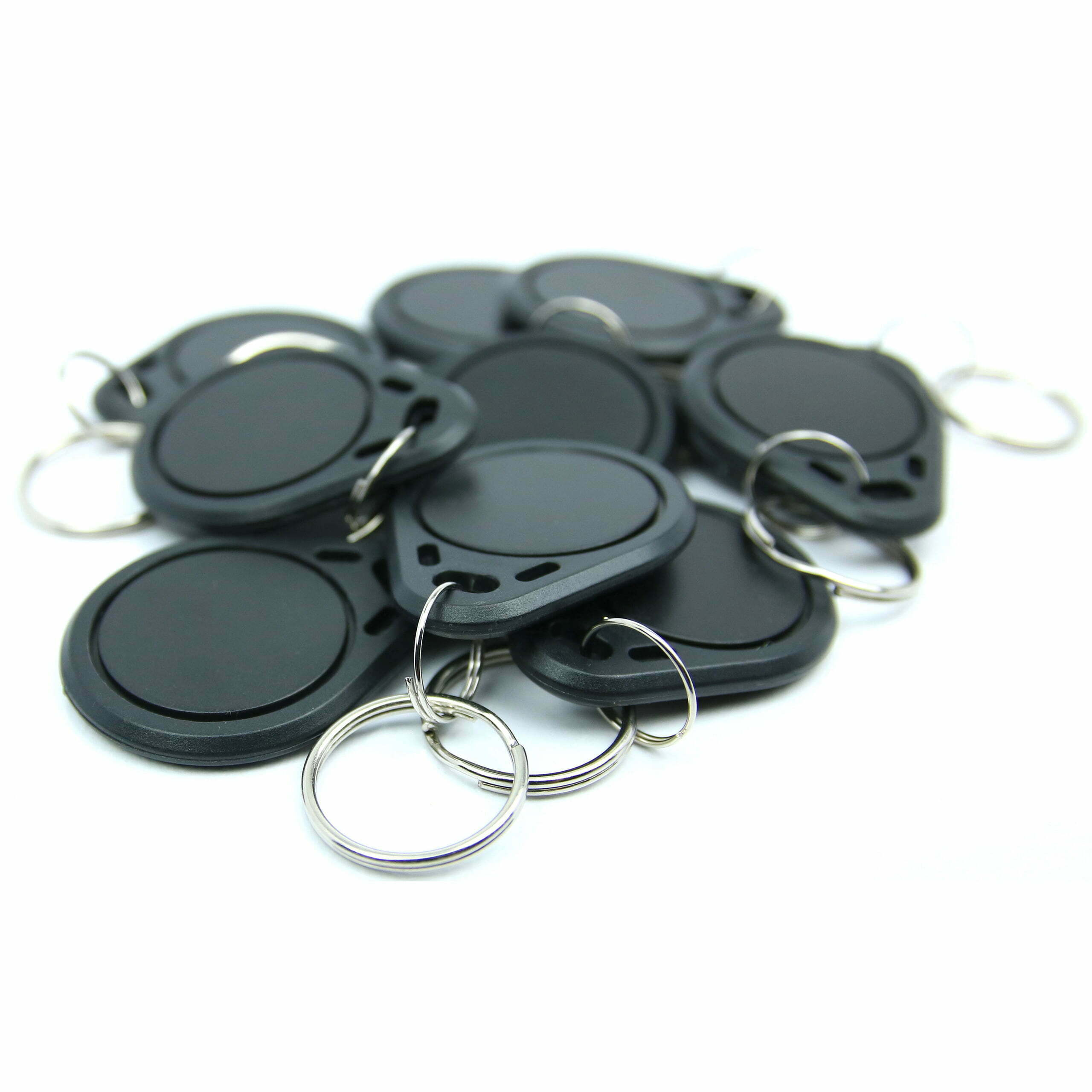 NFC Keyfob, 40 x 32 mm, MIFARE Ultralight EV1, 64 Byte