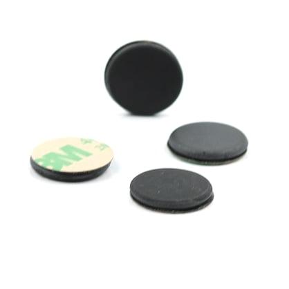 NFC PPS On-Metal Tag, 15 mm, NTAG213, 180 byte, black