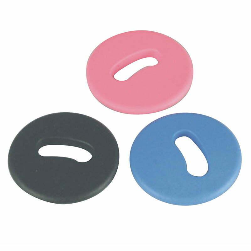 NFC PPS blanchisserie Tag, 24 mm + 1 trou ovale, Ultraléger EV1, 64 octet